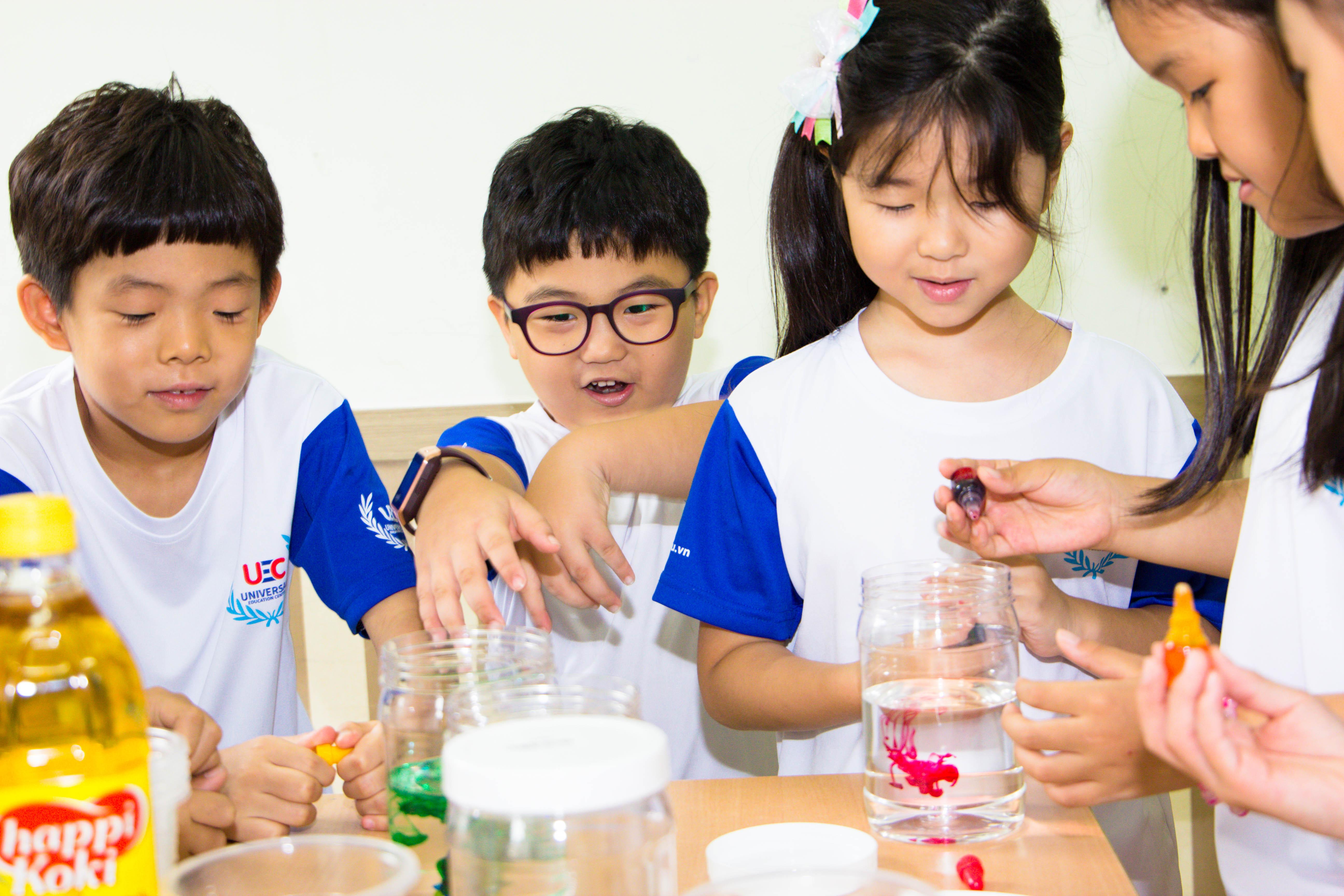 Friday Activity Science Explorers